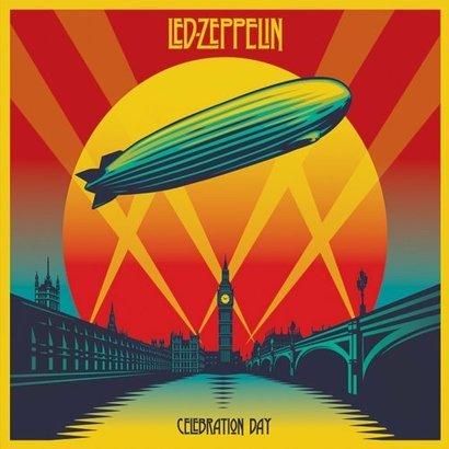 LED ZEPPELIN - Celebration Day cover