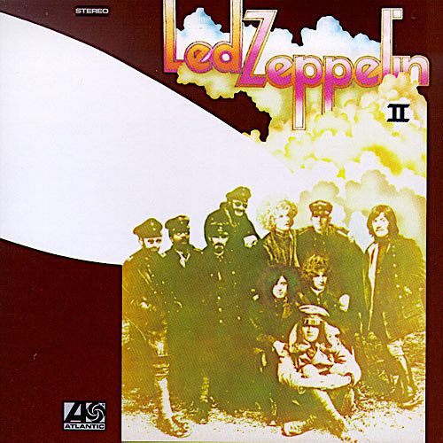 LED ZEPPELIN - Led Zeppelin II cover