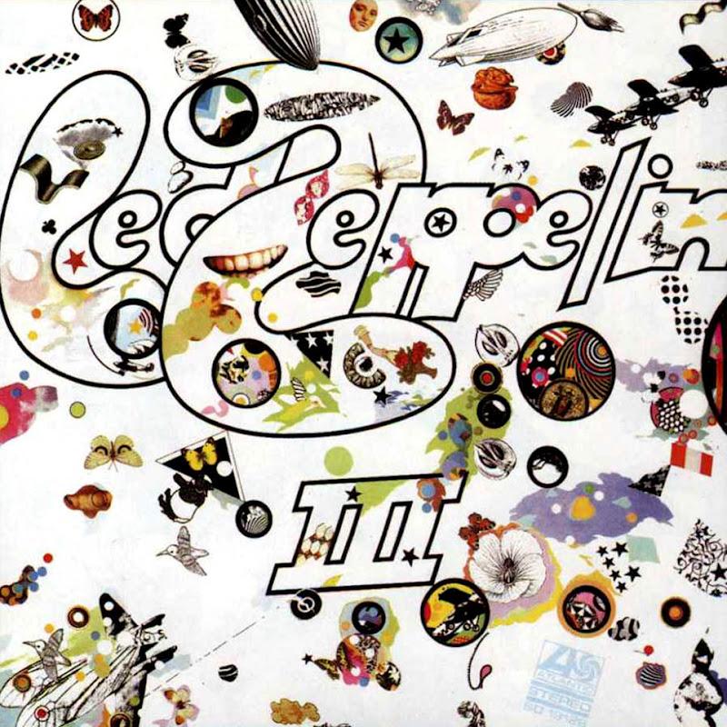 LED ZEPPELIN - Led Zeppelin III cover