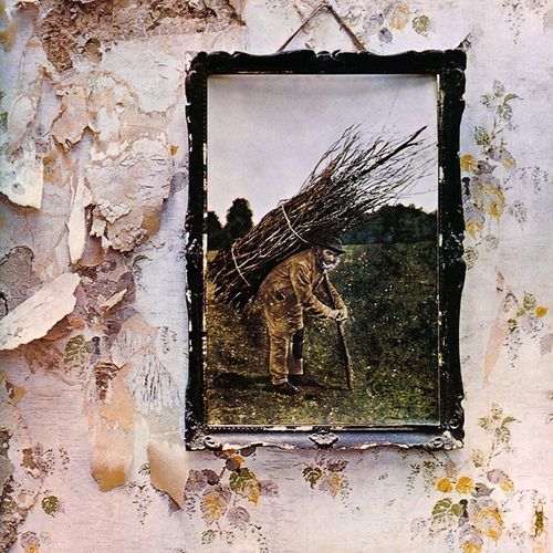 LED ZEPPELIN - Led Zeppelin IV cover