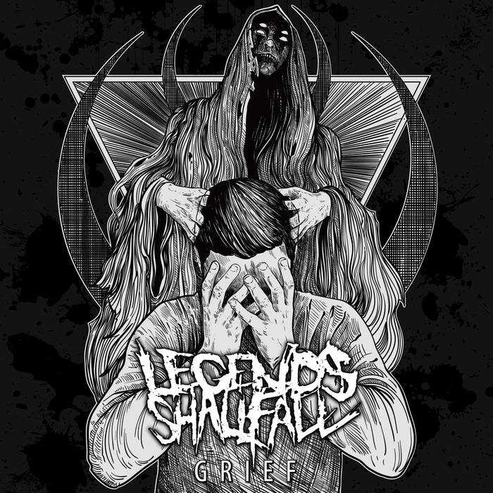 LEGENDS SHALL FALL - Ov The Void cover