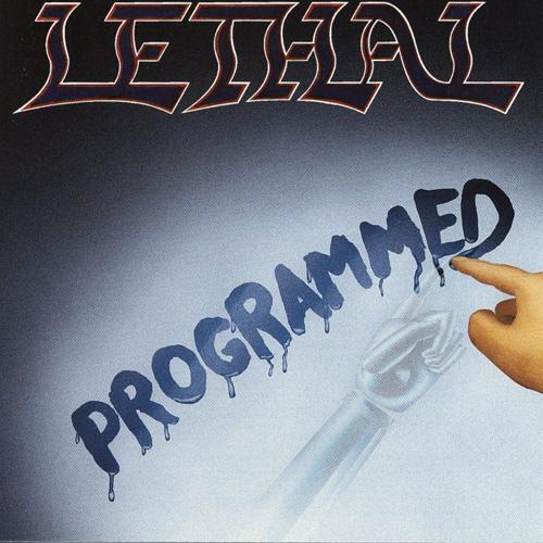 LETHAL - Programmed cover