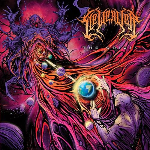 LIEWEAVER - The Origin cover