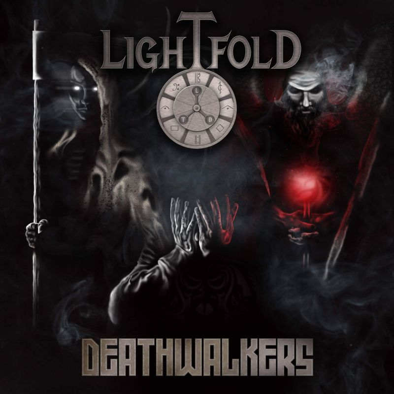 LIGHTFOLD - Deathwalkers cover