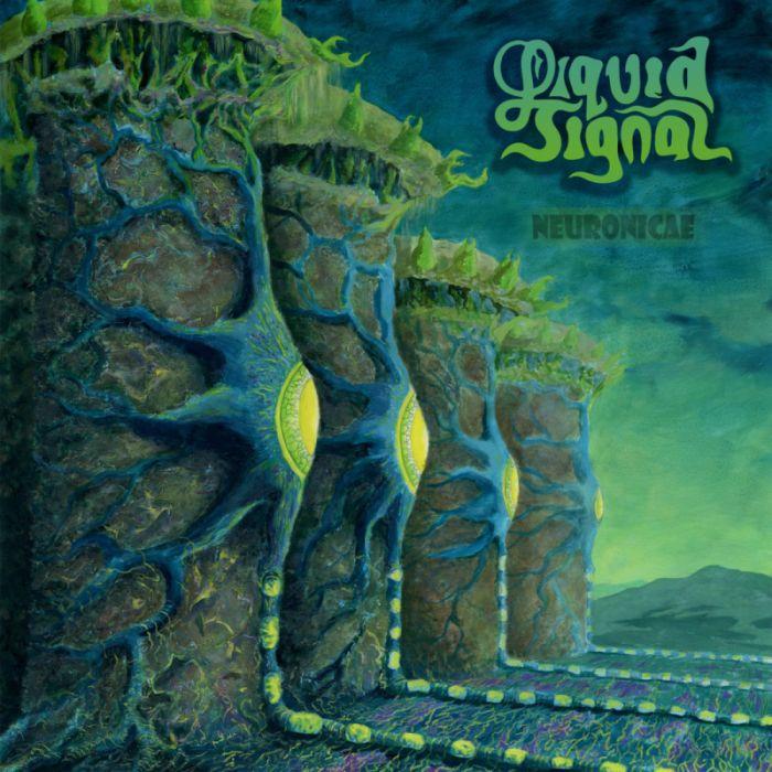 LIQUID SIGNAL - Neuronicae cover