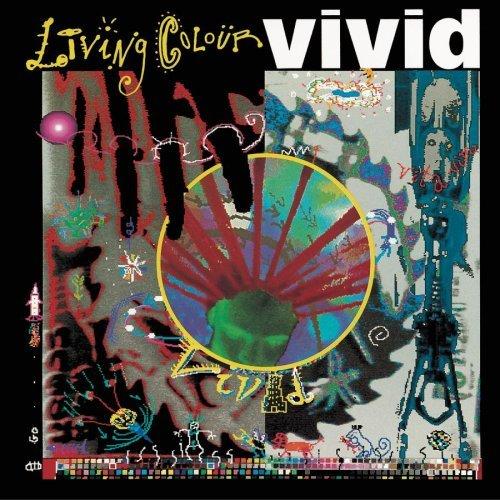LIVING COLOUR - Vivid cover
