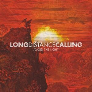 LONG DISTANCE CALLING - Avoid The Light cover