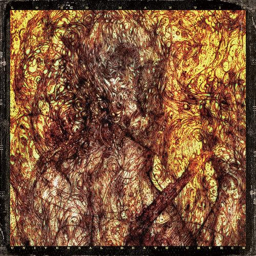 LORD MANTIS - Universal Death Church cover