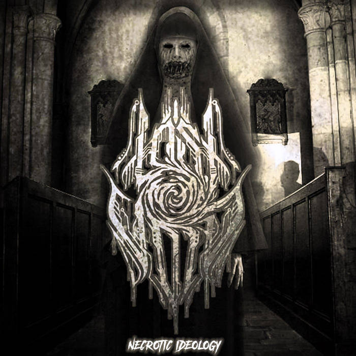LOST TO THE VOID - Necrotic Ideology cover
