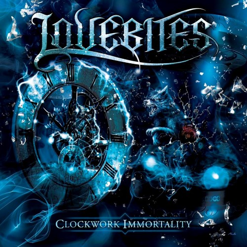 LOVEBITES - Clockwork Immortality cover