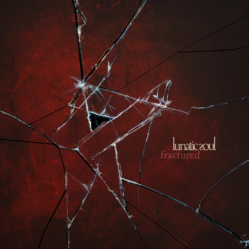 LUNATIC SOUL - Fractured cover