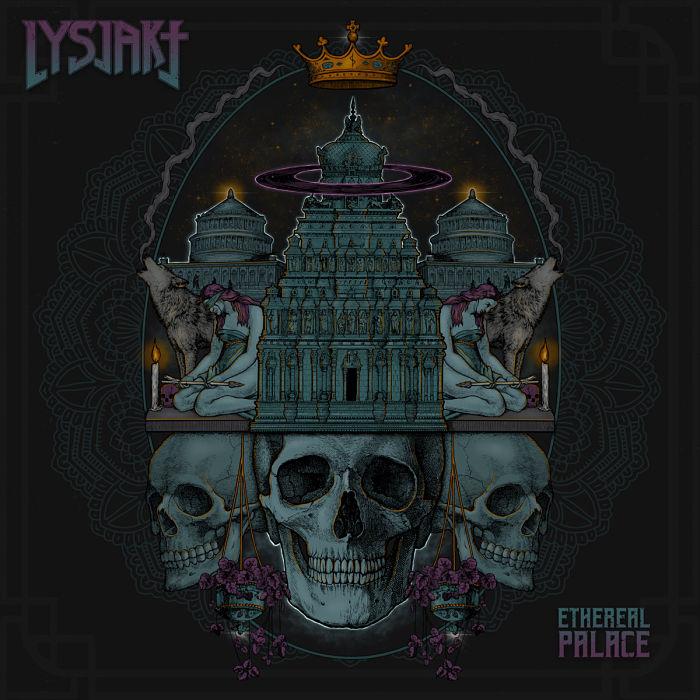 LYSJAKT - Ethereal Palace cover