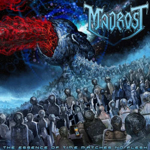 MADROST - The Essence of Time Matches No Flesh cover