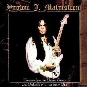 YNGWIE J. MALMSTEEN - Concerto Suite for Electric Guitar and Orchestra in E Flat Minor: Op. 1 cover