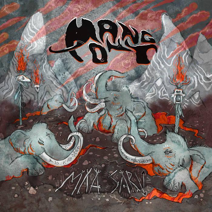 MANG ONT - Maa Sarv cover