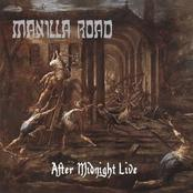 MANILLA ROAD - After Midnight Live cover