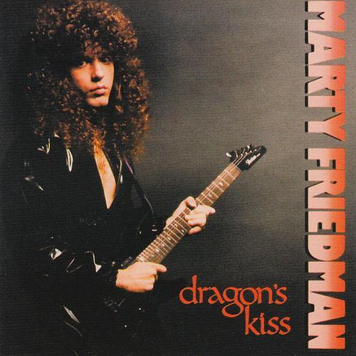 MARTY FRIEDMAN - Dragon's Kiss cover
