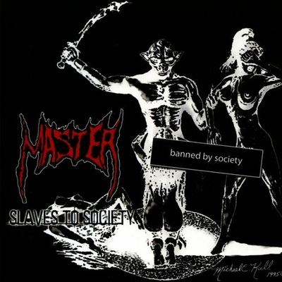 MASTER - Slaves To Society cover