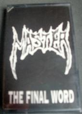 MASTER - The Final Word cover