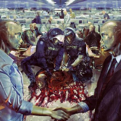 MASTER - The Human Machine cover