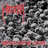 MASTER - Unreleased 1985 Album cover
