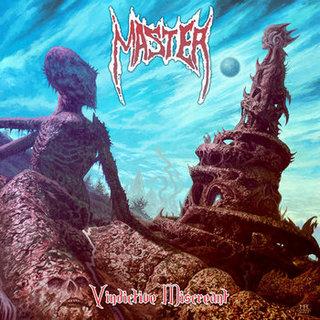 MASTER - Vindictive Miscreant cover