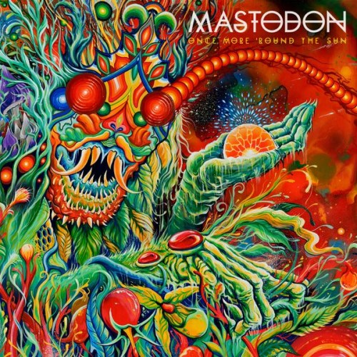 MASTODON - Once More 'Round the Sun cover
