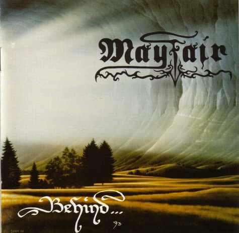 MAYFAIR - Behind cover