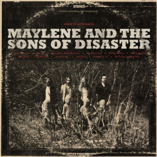 MAYLENE AND THE SONS OF DISASTER - IV cover