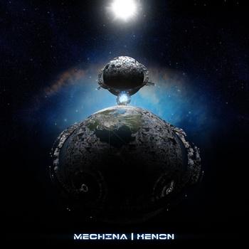 MECHINA - Xenon cover