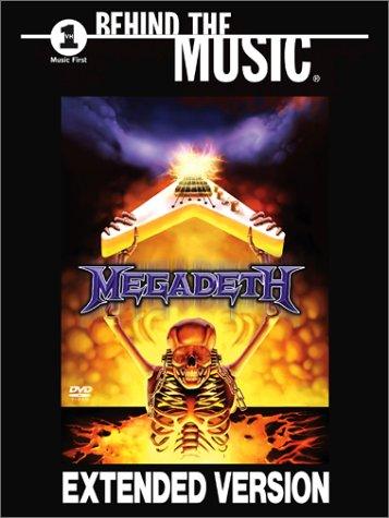 MEGADETH - Megadeth - VH-1 Behind the Music Extended cover