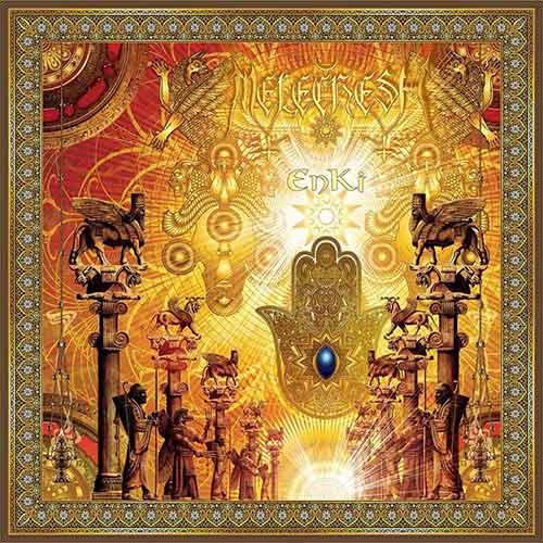 MELECHESH - Enki cover