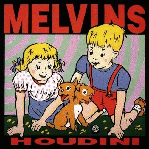 MELVINS - Houdini cover