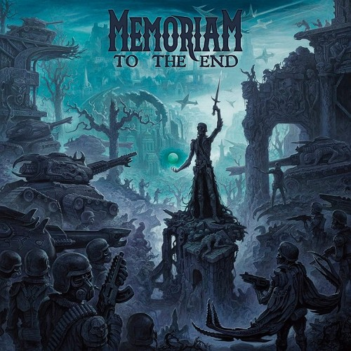 MEMORIAM - To The End cover