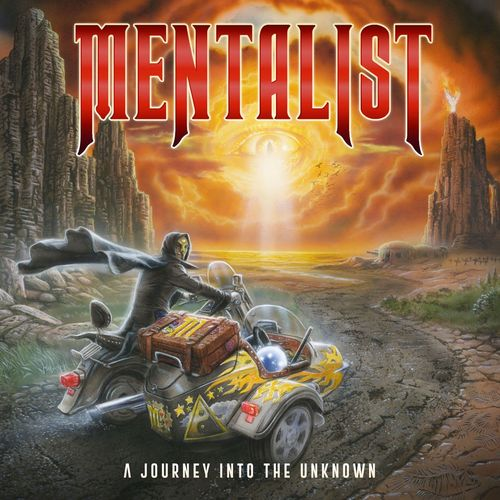 MENTALIST - A Journey into the Unknown cover