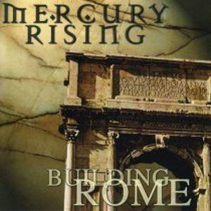 MERCURY RISING - Building Rome cover