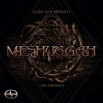 MESHUGGAH - I Am Colossus cover