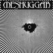 MESHUGGAH - Meshuggah (Psykisk Testbild) cover
