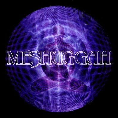 MESHUGGAH - Selfcaged cover