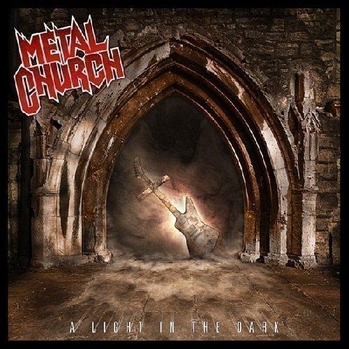 METAL CHURCH - A Light in the Dark cover