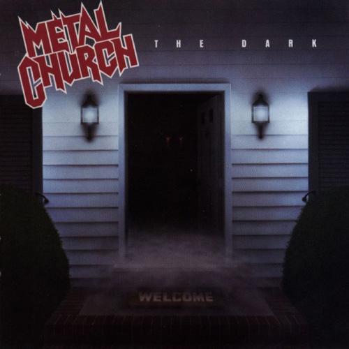 METAL CHURCH - The Dark cover