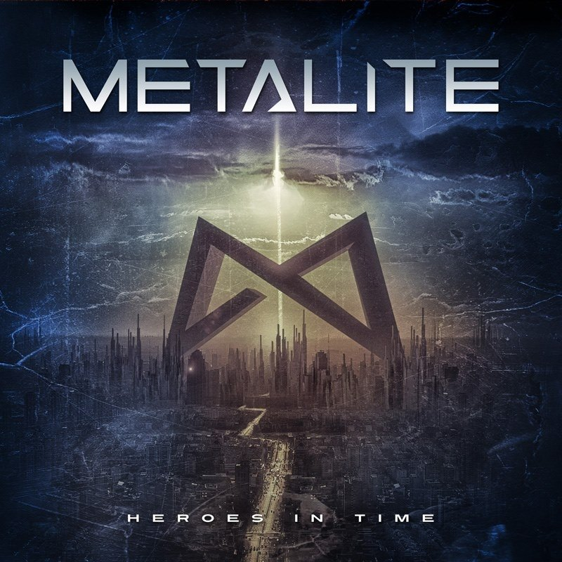 METALITE - Heroes in Time cover
