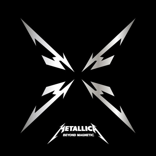 METALLICA - Beyond Magnetic cover