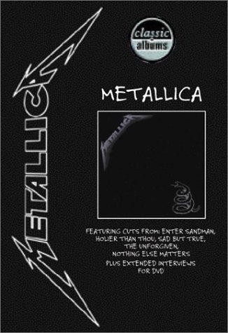 METALLICA - Classic Albums: Metallica - Metallica cover