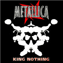 METALLICA - King Nothing cover