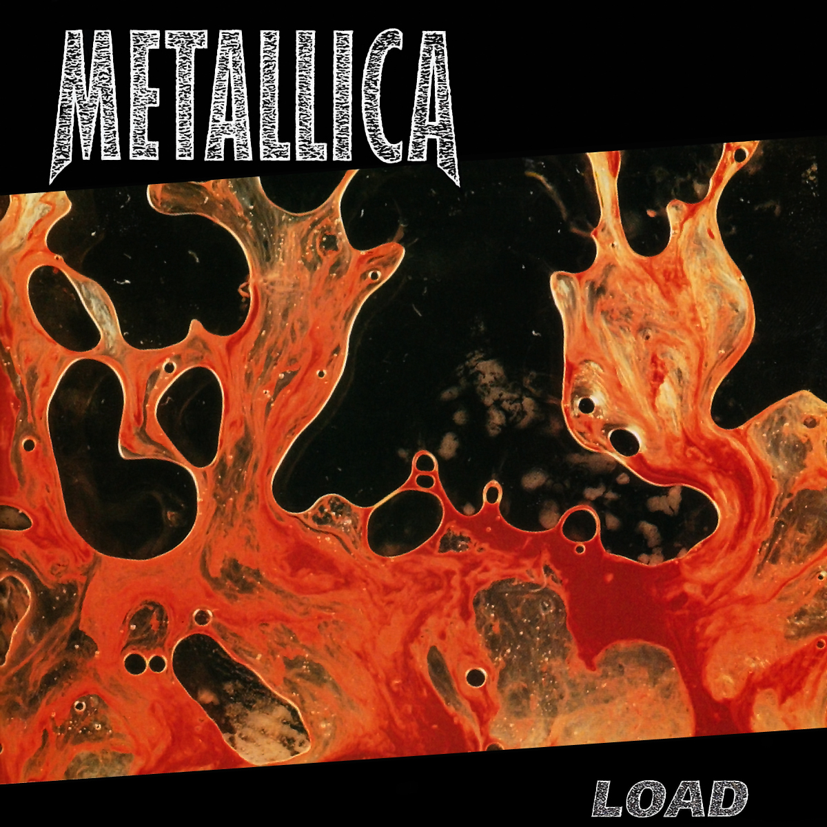 METALLICA - Load cover