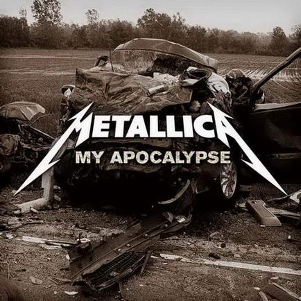 METALLICA - My Apocalypse cover