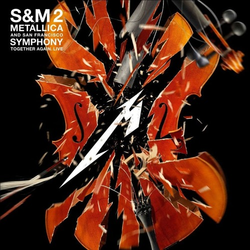 METALLICA - S&M 2 cover