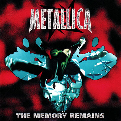 METALLICA - The Memory Remains cover