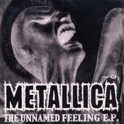 METALLICA - The Unnamed Feeling E.P. cover